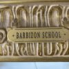 Barbizon School Oil On Canvas Painting